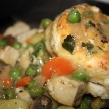 All-New Old-Fashioned Turkey Pot Pie