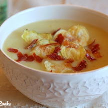 """Vichyssoise (aka """"Chameleon Soup"""")"""