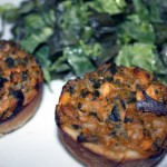 BBQ Salmon Tartlets
