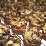 Wild Mushroom Tartlets