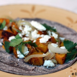 Butternut Squash Tacos