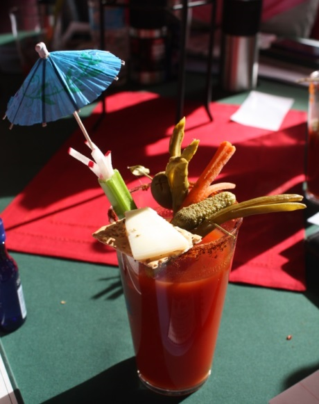 Barbara's Beach Bloody Mary