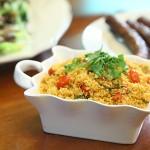 Berbere Spiced Couscous