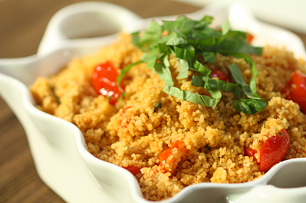 Berbere Spiced Couscous