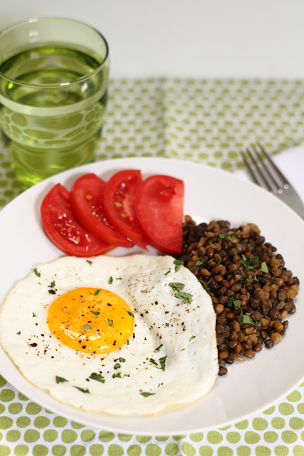 Barbara's Simple Powerhouse Breakfast