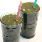 Darn Good Blue Green Smoothie
