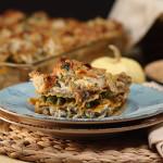 Ultimate Thanksgiving Lasagna