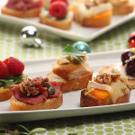 Bruschetta 5 Ways, Whole Foods Event & a GIVEAWAY!