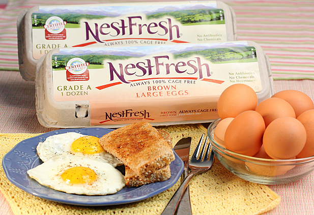 Egg-celent Prize Pack GIVEAWAY from NestFresh