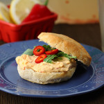 Melissa's Pimento Cheese Biscuit Sandwiches & a GIVEAWAY