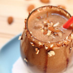 Coffee Almond Mocha Smoothie