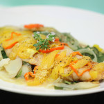 Parchment Baked Tropical Rockfish