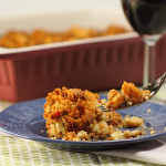 Vegetarian Soy Chorizo & Cornbread Stuffing