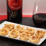 Mat Kearney & Wine, Ham and Gorgonzola Tartlets & a GIVEAWAY!